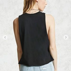 8c0dc9f791ea Forever 21 Tops - Forever 21 'Join My Squad Muscle Tee' Women's S